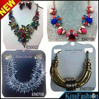 Latest design best quality fast delivery Women popular fashion jewelry ami wholesale jewelry