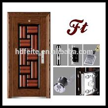 4728 yeni stil en kaliteli iç plastik sürgülü kapılar çelik kapı metal güvenlik kapıları