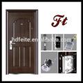 4728 nuevo estilo de la mejor calidad de números de metal para puertas de acero de la puerta de metal puerta de seguridad