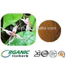 Boost sexual potency Epimedium Extract with Icariin 10% 20%40%50% HPLC