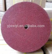 Nylon non-woven abrasive wheel