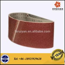 Aluminum oxide abrasive belt gxk51