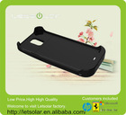 China supplier solar power phone case for samsung galaxy note 3