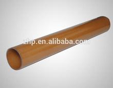 Phenolic paper laminated Tube /Bakelite tube for making the oils transformer /distribution transformer