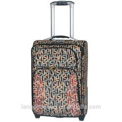 new design high quality fashion trend president luggage