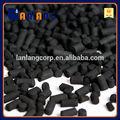 ココナッツ殻の活性炭工場顆粒/木炭