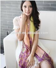 Unique design wholesale chiffon shawl alibaba dot com
