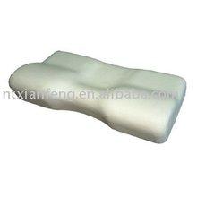 Memory foam Curved Pillow ,pu foam pillow , health memory foam