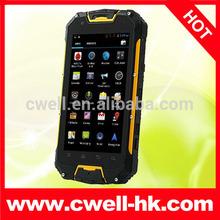 MTK6572W Dual Core 5.0MP Camera WIFI GPS IP67 Waterproof Snopow M8S Outdoor Rugged Smartphone