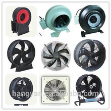 ventilatore di aria ventilatore di flusso assiale turbina ad aria ventilatore