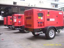 Global serviço 150KVA motor tipo aberto reboque do curso do revestimento de alumínio