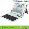 10.1 tablet leather case with keyboard,10.1 tablet case