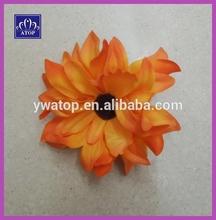 Artificial Fabric Calliopsis Flower Hair Ornaments