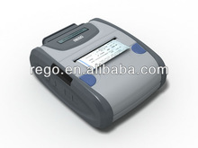 Magstripe card reader Android printer for QR code