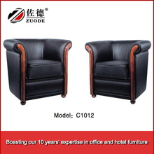 Alibaba china useful popular hotel 3 sweater wood frame sofa