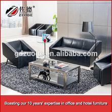 Hi-tech newly design leather sofa polish