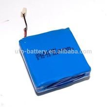 5V Power Bank Battery 3.7v polymer battery 3600mah Lithium ion Battery For Power Bank,LED