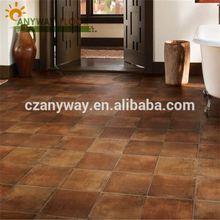 Hot sale!Waterproof flooring vinyl tiles slate /Wood Plastic Floor