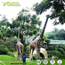 Life size Simulation Giraffe