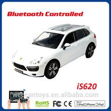 rc car toy 1 14 Android control bluetooth car porsche cayenne electic car