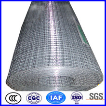 Galvanized welded wire mesh prices per roll