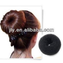 2014 New Products!Beauty DIY Fashion Black Synthetic Hair Bun