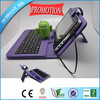 Customized cheap universal Android 9.7 tablet case wire Micro USB keyboard