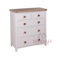 hot sale solid oak wooden bedroom furniture, wooden chest