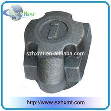 Modificado para requisitos particulares de la correa polea de hierro fundido / hierro fundido de chatarra de China ISO9001-2008 fábrica