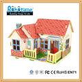 diy 3d robotime البيت الخشبي لعبة المزرعة
