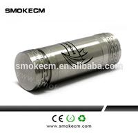 Wholesale Full Copper E Cig Mech Mod Clone E6 Electronic Cigarette