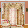 2014 china wholesale ready made curtain,monster high curtains