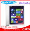 "2014 Onda V975i V975W Tablet PC Intel Z3735 Quad Core 9.7"" Retina 2048*1536 Screen 2GB RAM 32GB ROM 5.0MP Wifi Bluetooth"