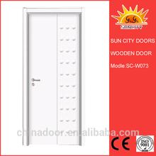 Untique design used exterior french doors steel door for sale