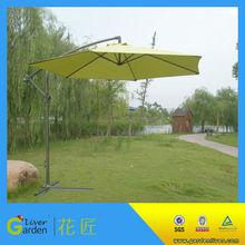 Roma patio wholesale outdoor decorative hanging side stand patio umbrella