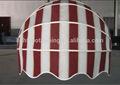 2014 caliente saleFrench toldos y toldos con certificado por la CE nuevo estilo francés de la bóveda ventana awings