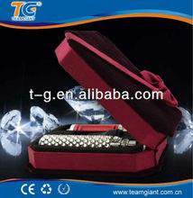 bulk e cigarette cigarette purchase vaporizer pen made in China vape e shisha new product Queen-tank TG diamond e cigarette 2013