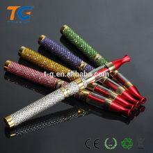 Russian design high end 24K gold e-cigarette Teamgiant original