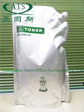 Compatible Black 1KG toner powder for Xeox 1080 copier parts