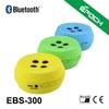 3W iButton waterproof speaker small (EBS-300) meet CE/RoHs/BQB