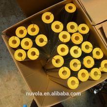 زجاج مقاوم للحريق/ عزل الصوت الصوف من الألياف الزجاجية مع معيار astm