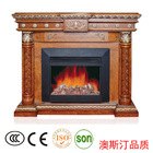 decor flame electric fireplace heater MD-903