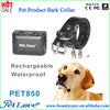 Waterproof & Rechargable High Quality Anti Bark Dog Collar