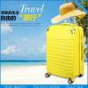Cabin size hard Case Shell luggage trolley bag