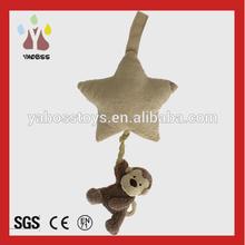 Factory direct Plush Toy Monkey/ Custom Plush Plush Monkey Toys Pendant