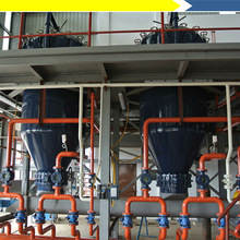 50-70 TPD rice barn oil machinery and refinery price