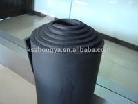 Nitrile rubber insulation sheets, Flexible foam rubber insulation sheet, Rubber foam plastic thermal insulation sheet