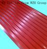 color corrugated paper/papier ondule