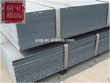 Astm a36 placa de acero/leve carbono galvanizado/hoja de zinc q215 precio