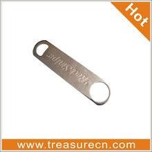 Stainless Steel hand held bottle openers
